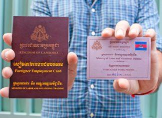 Health Check Work Permit Cambodia