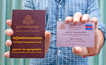 Health Check Work Permit Cambodia