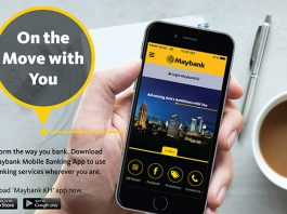 B2B Cambodia Banking Finance Maybank