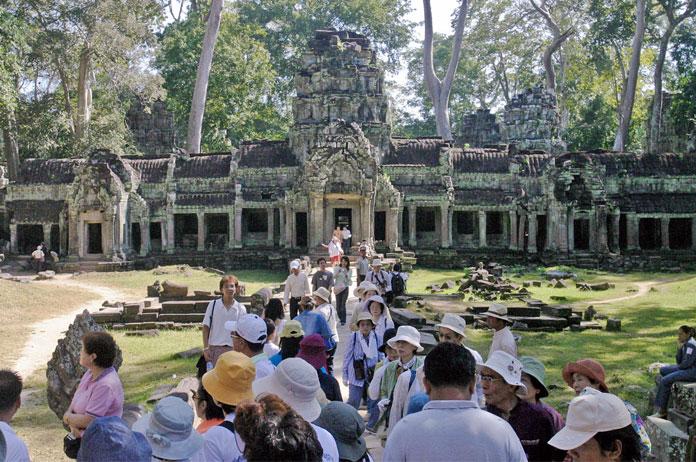 Cambodia tourism during COVID-19