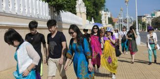 cambodia chinese tourists hotels development