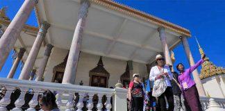 cambodia tourism training experts annual 50,000