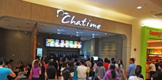 chatime cambodia beverage chain
