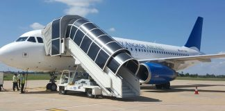Cambodia, tourism, tourist arrivals, airports