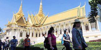 Cambodia, tourism, Angkor archeological park, China, Belt and Road initiative, China National Tourism Administration