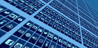 Digital advertising, social media