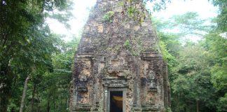 Sambor Prei Kuk temple heritage cambodia tourism