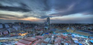 CBRE marketview construction retail cambodia