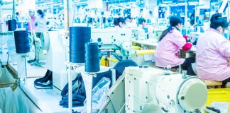 Cambodia, garment, exports, production costs, industrial relations, productivity and production capabilities