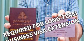 Work permits employment card cambodia