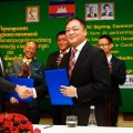 Cambodia, China, Belt and Road Initiative, Sino Great Wall International Engineering Company, Sino Great Wall, Worldbridge, infrastructure, roads, bridges