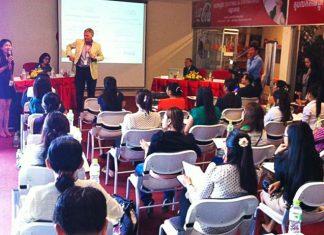 business information centre SMEs phnom penh