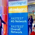cellcard opensignal fastest network award cambodia