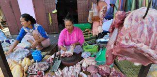 US Cambodia food standard examination