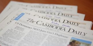 cambodia daily closure tax bill