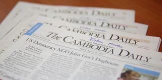 cambodia daily closure tax bill