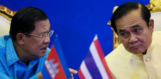 cambodia thailand hydro project deal signing delay