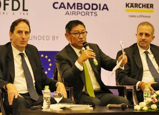 cambodia confidence survey eurocham