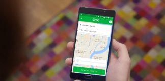 cambodia grab ride-hailing app