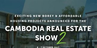 cambodia real estate show october