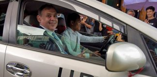 cambodia uber ride hailing