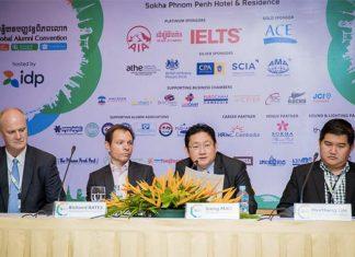 B2B Cambodia - Graduate Forum