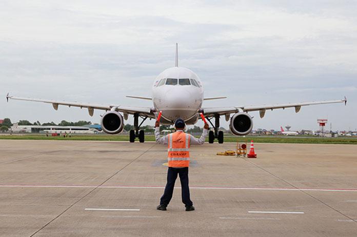 Cambodia aviation and coronavirus