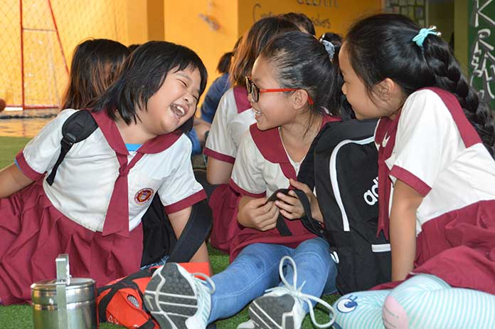 Cambodia's English proficiency