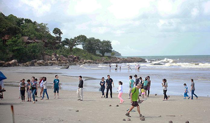 Sihanoukville beach master plan