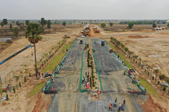 Sihanoukville Phnom Penh Expressway