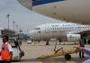 Cambodia Airline passengers 2020