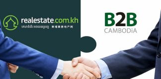 B2B Cambodia acquired by Realestate.com.kh