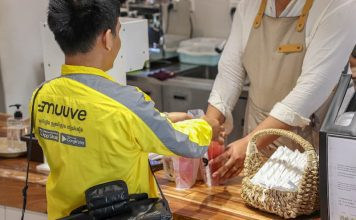 OOCTANE invests in Muuve Camodian food delivery startup