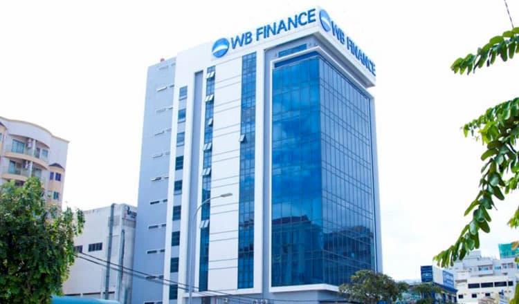WB Finance  Co., Ltd. Formed After Merger