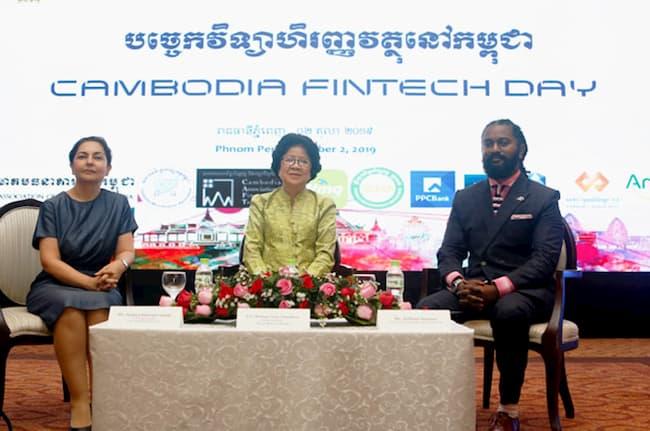 Cambodia Fintech Day 2019