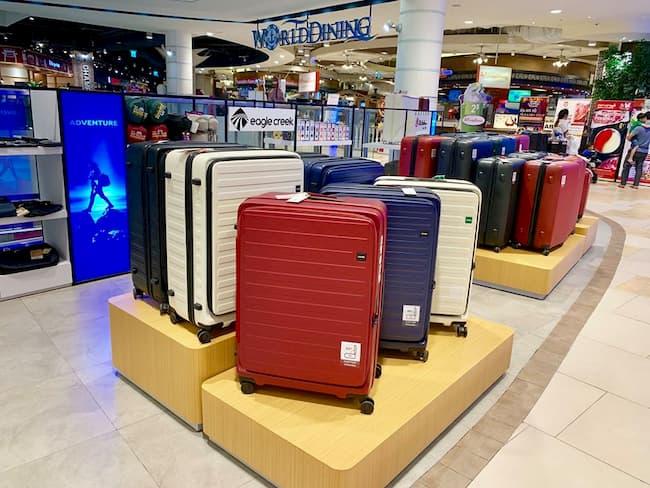 Cambodian luggage exports
