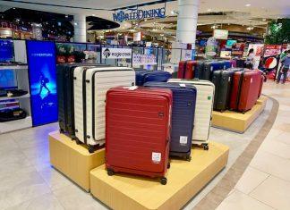Cambodia luggage exports 2019