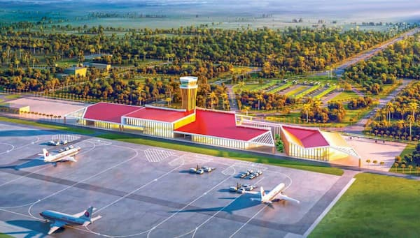 Koh Rong - Dara Sakor International Airport