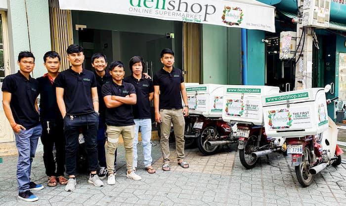 Delishop.Asia Cambodia