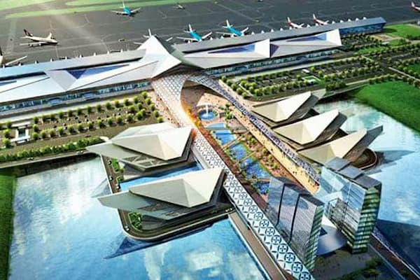 New Phnom Penh International Asiport