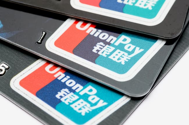 UnionPay Cambodia cashless payments