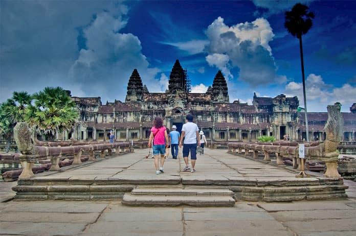 Cambodia Major Industries: Agriculture, Construction, Development, Tourism