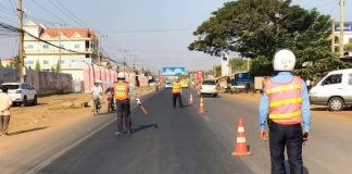 Cambodia Increased fines for drink-driving violations