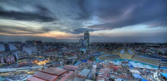 Cambodian business reaction to COVID-19