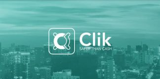 Clik cashless payments Cambodia 2020