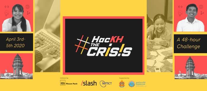 HacKH The CrisisCambodia