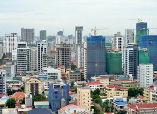 New hotels Phnom Penh 2020