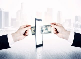 Online money transfers to Cambodia
