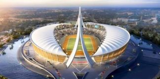 Morodok Techo National Stadium SEA Games 2023