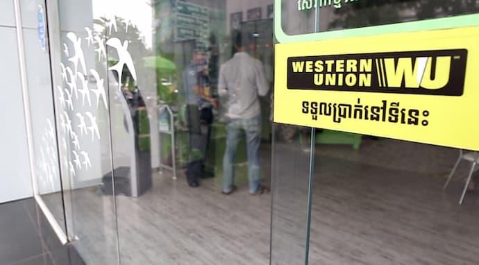 Westen Union Cambodia